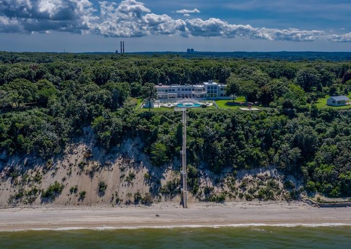 Luxury Beachfront Resort Style Mansion