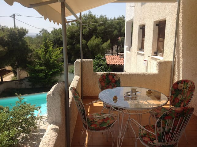 Cosy apartment with lovely view - Rafina - Byt