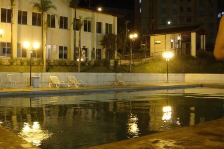 Apartamento próximo a estação CPTM - Ferraz de Vasconcelos - Lakás