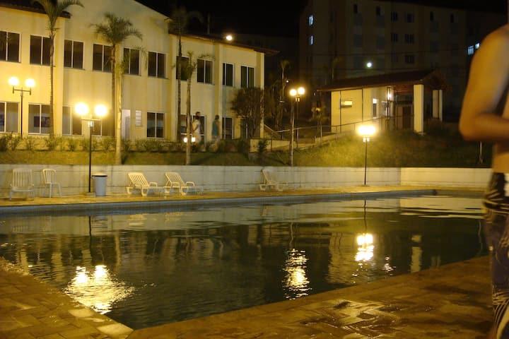 Apartamento próximo a estação CPTM