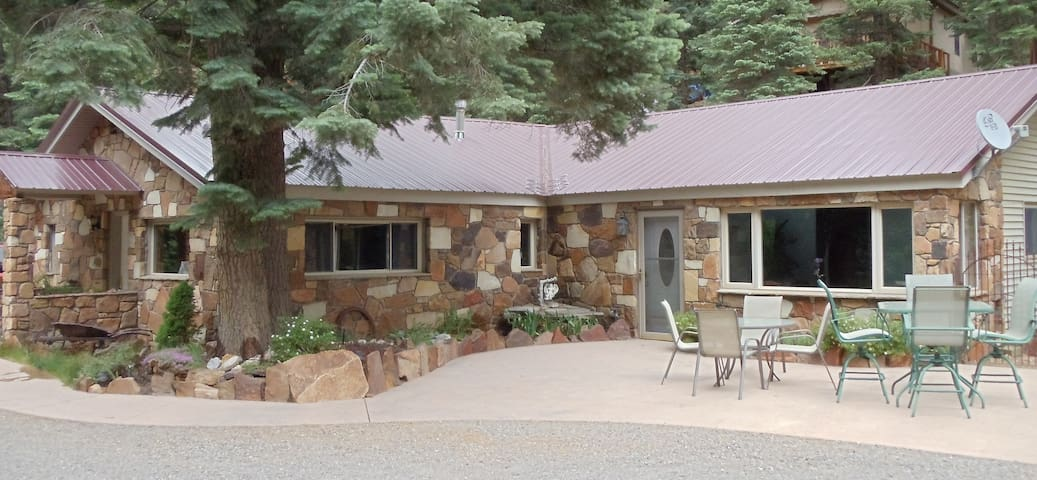 Ouray Stone House - Ouray - Talo