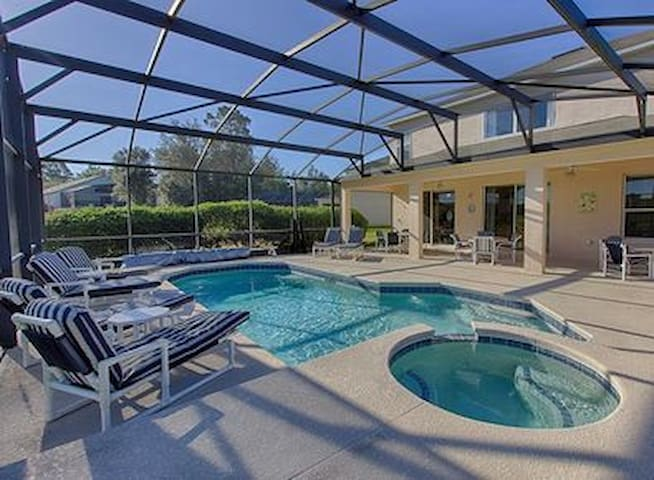 Jewel In the Crown For Summer 6BR Pool Home - Kissimmee - House