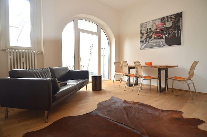 Wohnen am Kulturspeicher/ConCentrum - Würzburg - Lejlighed