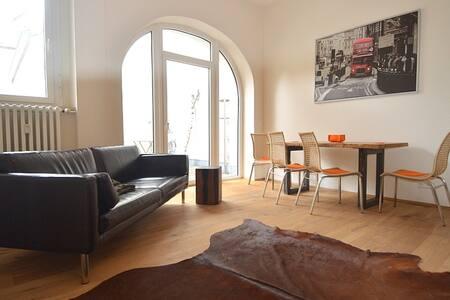Wohnen am Kulturspeicher/ConCentrum - Würzburg - Huoneisto