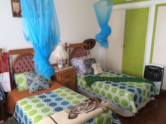 Comfy room for 1 or 2 - Maputo - Appartement