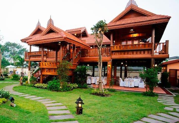 Rueanthai Raminthra - Wedding Villa