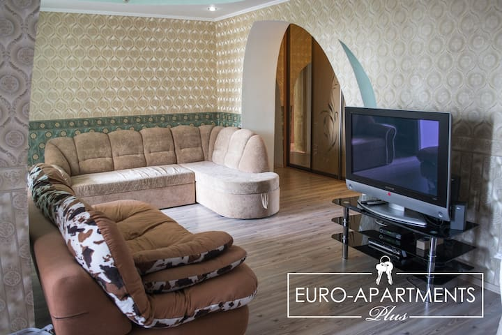 Euro appartments 14 km from Kyiv - Глеваха