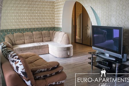 Euro appartments 14 km from Kyiv - Глеваха - Apartment
