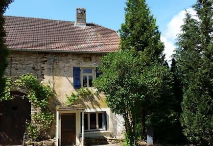 Maison de Vacances Les Hiboux - Colombotte
