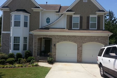 Great family home you'll love!!! - Loganville - 獨棟