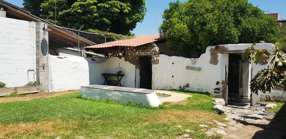 Casa con Jardín en el Centro Tlaltizapán