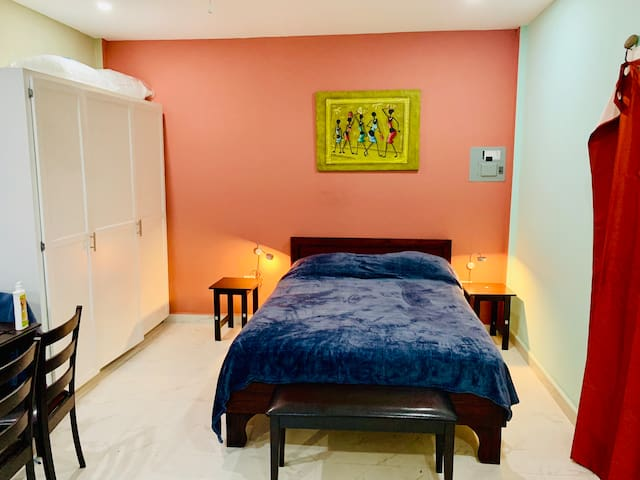 Modern studio in the amazing heart of Port Spain