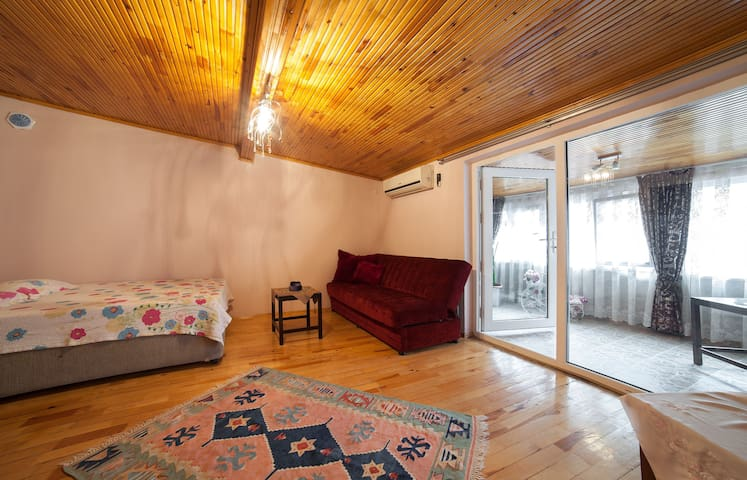 Cosy and familiar appartment - İstanbul - Leilighet