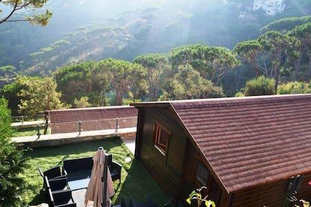 Pineville Lebanon 1 Bedroom Chalet - Broumana