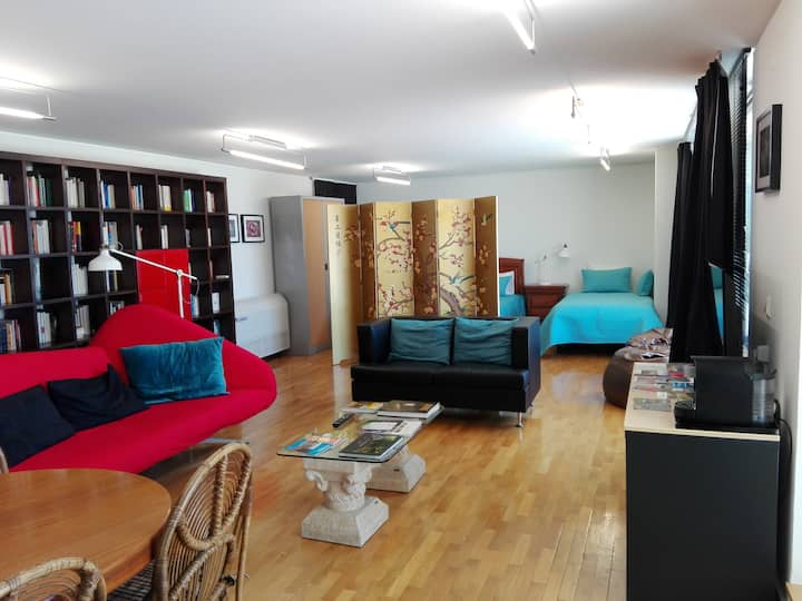 Douro Valley: Vila Real Loft 360º