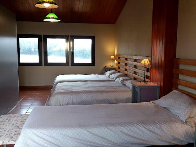 Annexed room