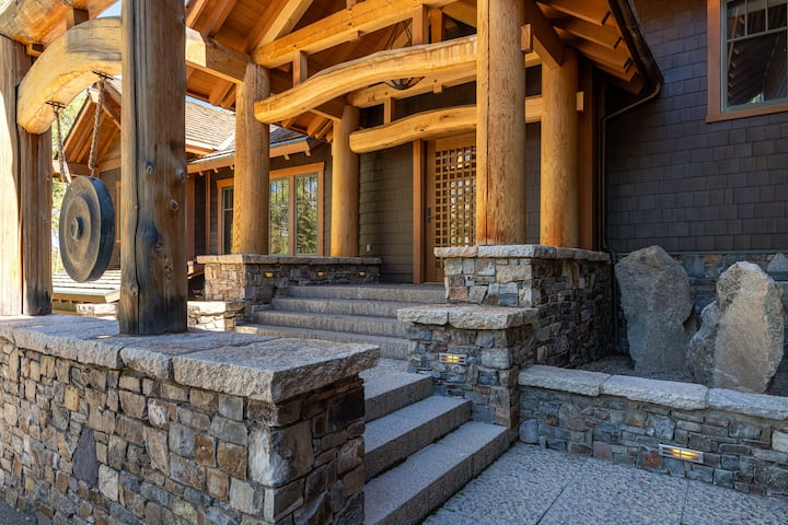 Zen on Sundance - SKI IN/SKI OUT EXQUISITELY PEACEFUL HOME