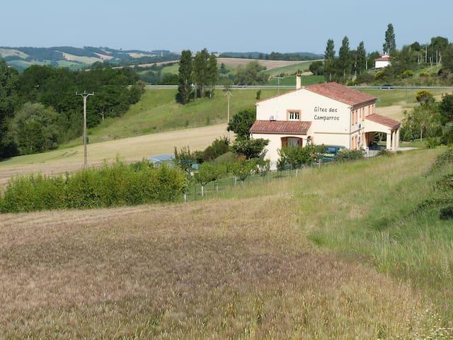 Gite du Moulin, T2 - 37m2