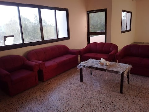 Fully furnished 3 bed Salon Kitch apartment Al Ain