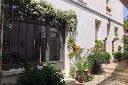 Maison de charme près de Versailles - Noisy-le-Roi