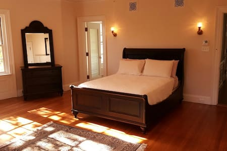 Master Suite at Clark Manor - Portland