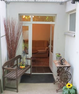 Schöne Wohnung am Stadtrand - Apartament