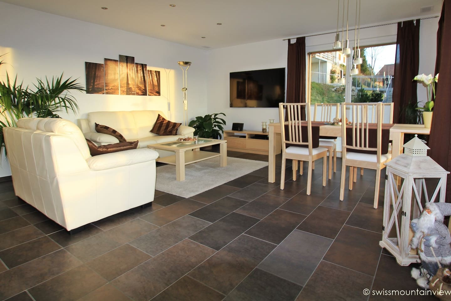New, modern, luxury and sunny self-catering apartment - feel like home during your vacation