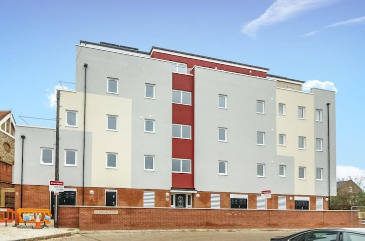 New build 2 bed gorgeous apartment - Walton-on-Thames - Apartment