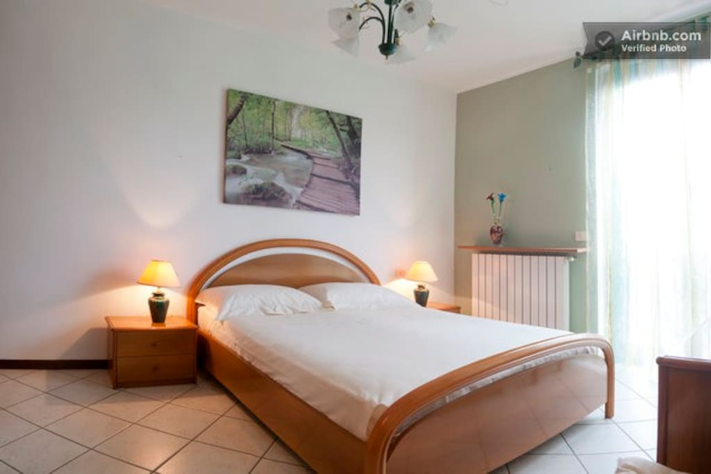 CAMERA MATRIONIALE - DOUBLE ROOM