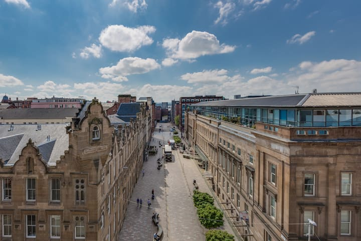 Luxury 2 Bed in Merchant City