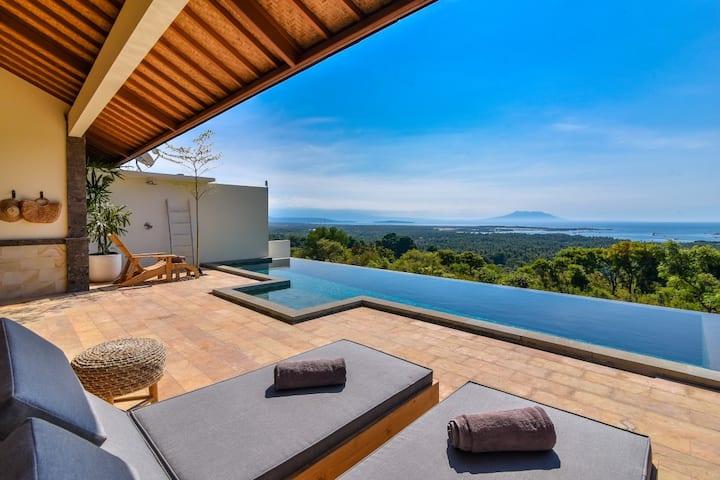 Villa Asmara 3 Sumberkima Hill Retreat