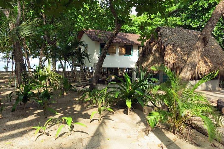 Los Almendros Beachfront Cabin - Playa Santa Teresa, Cóbano - Cabin