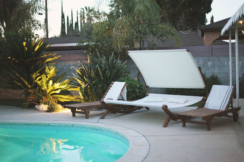 Bright Beautiful Home With Pool Houses For Rent In Los Angeles California United States