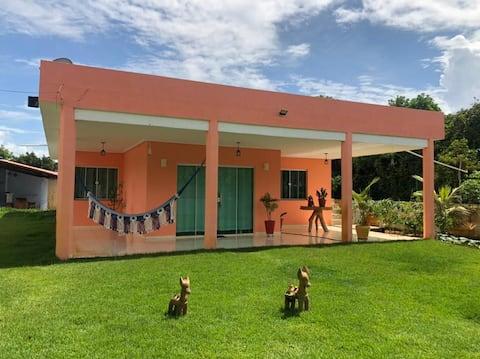 Casa com piscina Aguas de Sauipe -Porto de Sauipe