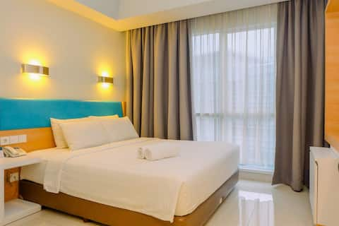 Spacious 1BR High Quality Apartment at Karawang