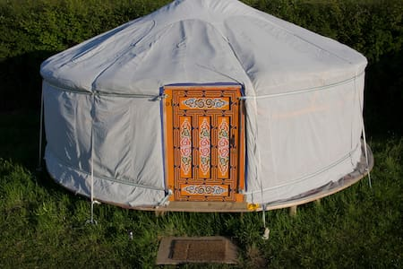 Cosy Yurt in Peaceful Eco retreat - Jurte