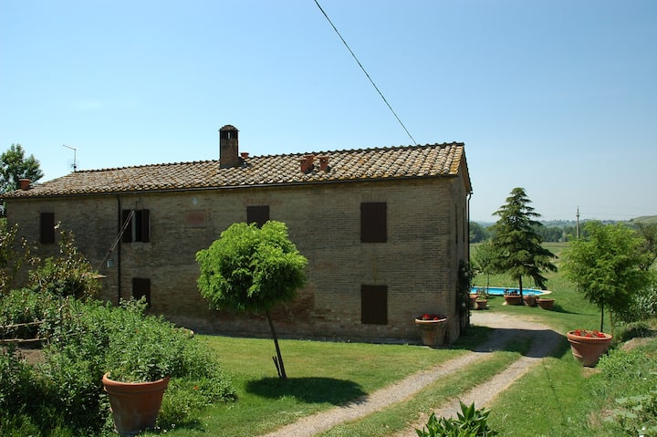 Apartament for 5 persons in Toscany