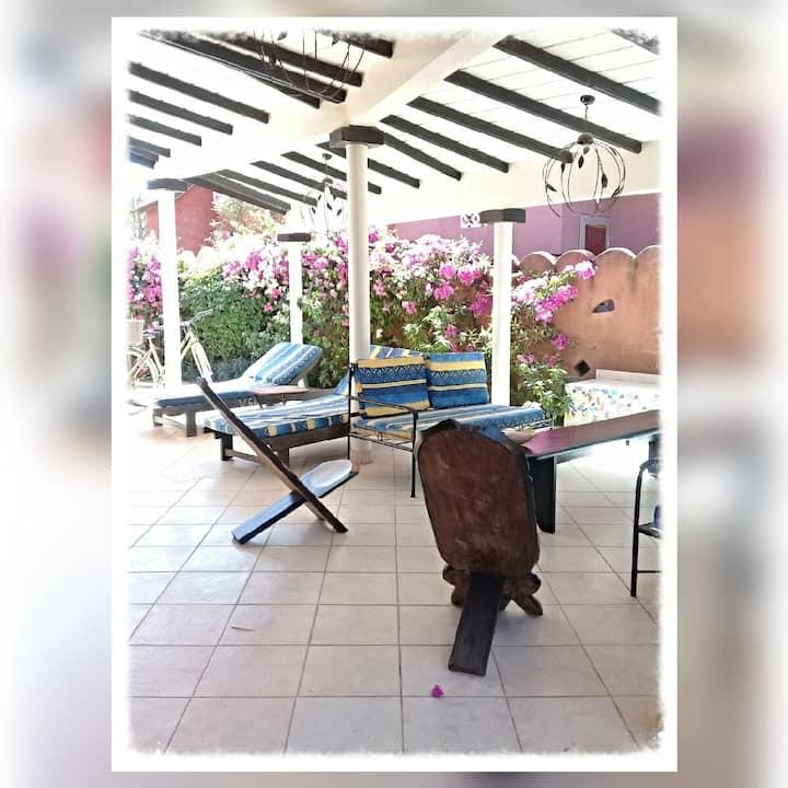 Villa pamplemousse à la résidence du port 1 à Saly