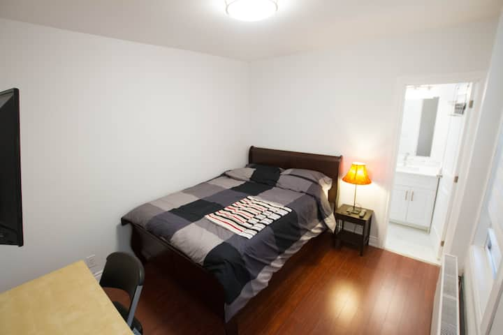 Pvt. Suite3/Toronto Downtown Private Bath/Entrance