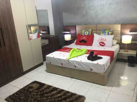 Apartment in Madinaty, Cairo for families