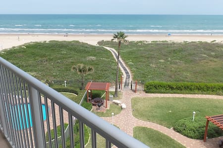 AQUARIUS 407 BEACHFRONT PARADISE - South Padre Island