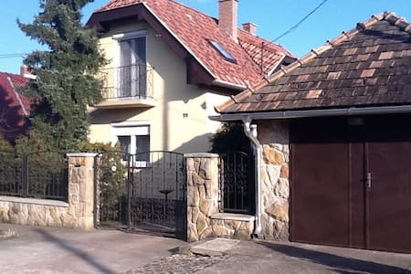 Experience Hungarian Local Life! - Pilisvörösvár - Hus