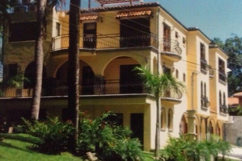 Apartamento casa puro amor appartamenti in affitto a for Case affitto costa rica