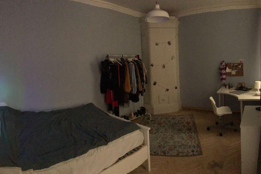 комната 17 кв м