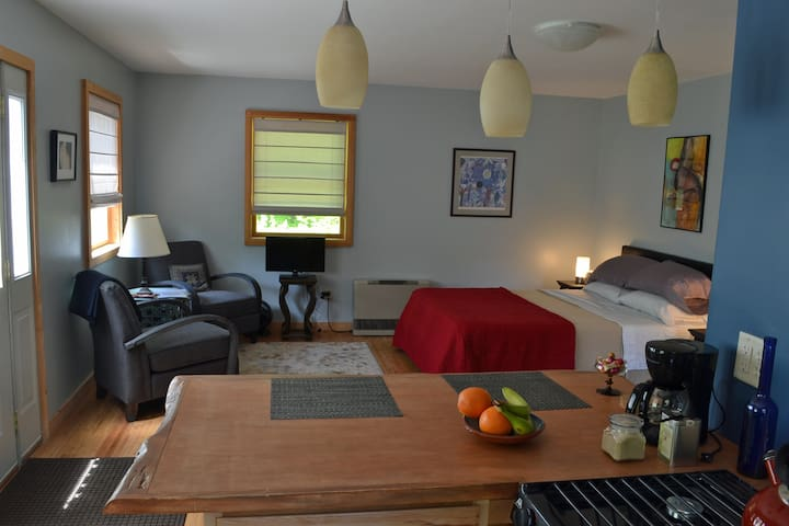 Peaceful Catskill Mountain Hideaway - Woodstock - Apartamento