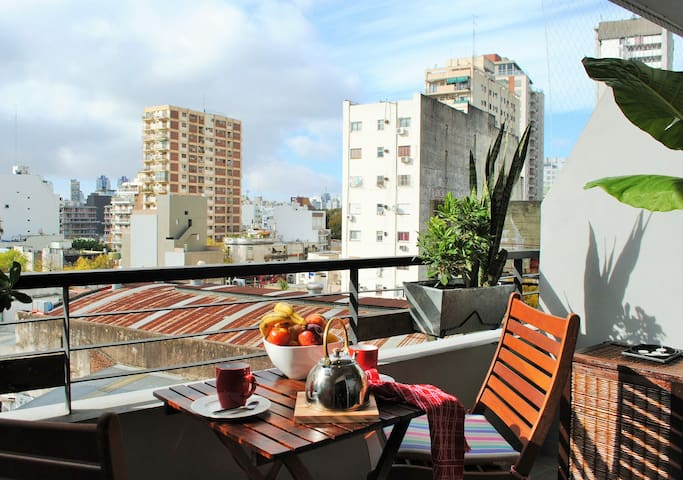 SPACIOUS Loft with POOL in PALERMO - Buenos Aires - Appartement
