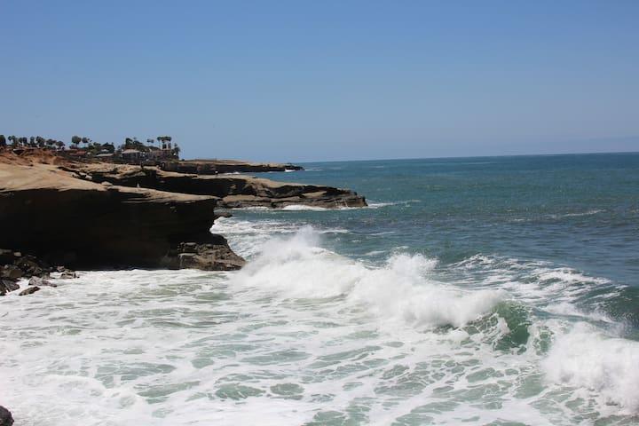 Ocean Beach Historical Surf Home 2/1.5 - San Diego - House