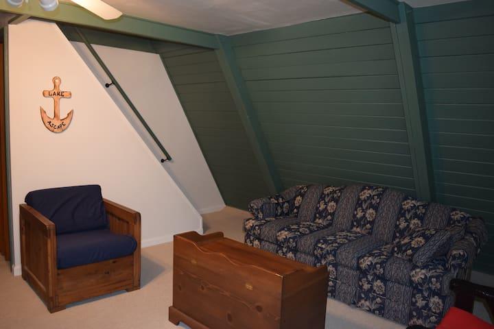 Cabin at Raystown Lake