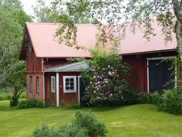 Elk Grove Cottage In The Forest - Kristinehamn - Overig