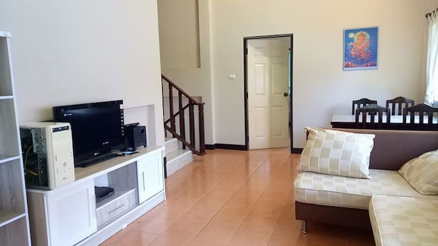 Nice house for rent in Chiang Mai, Thailand